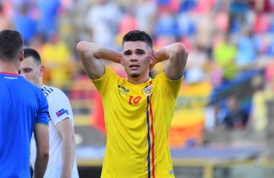 Ianis Hagi, după înfrângerea cu Germania U21