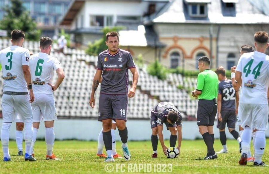 FOTO: Facebook FC Rapid 1928 // Amical Rapid - Concordia Chiajna
