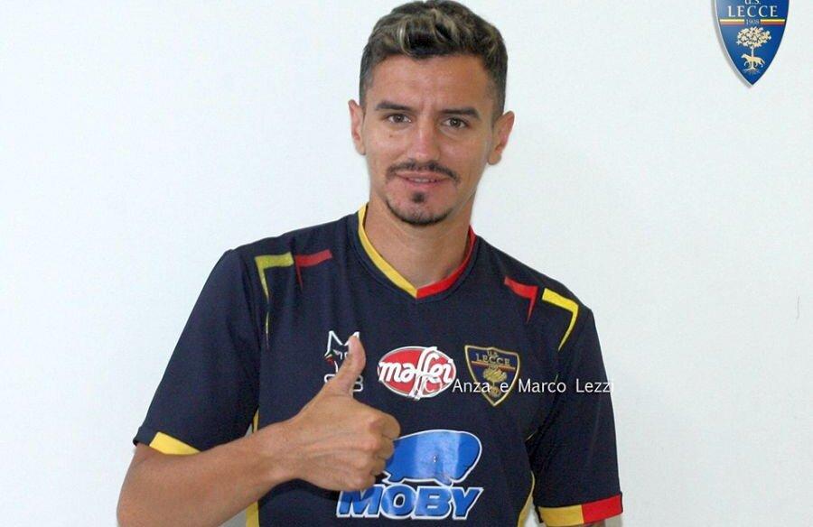 Romario Benzar a fost prezentat oficial de Lecce // foto: Facebook Lecce