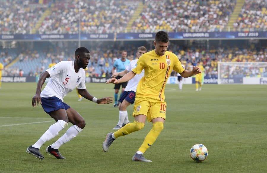 ANGLIA U21 - ROMÂNIA U21 // Ianis Hagi