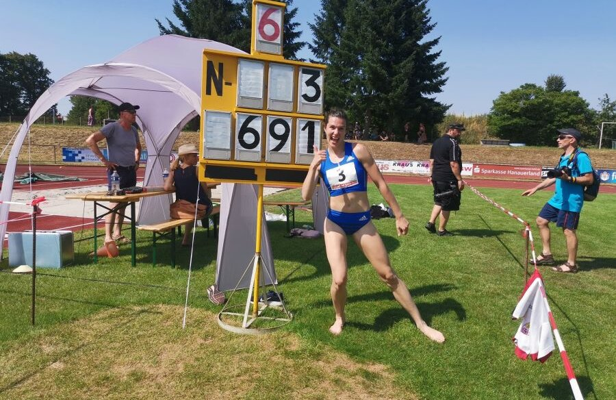 FOTO: Facebook Federația Română de Atletism // Alina Rotaru