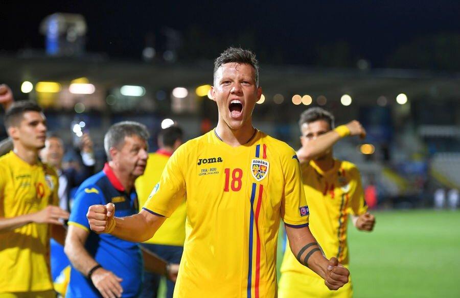 Adrian Rus a sărbătorit rezultatele de la Euro cu fanii români. În viitor ar putea să celebreze cu suporterii maghiari!