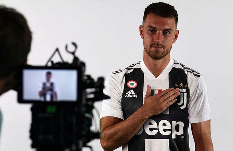 """drien Rabiot şi Aaron Ramsey au trecut vizita medicală şi au semnat contractele cu """"Bătrâna Doamnă"""" // foto: Juventus"""