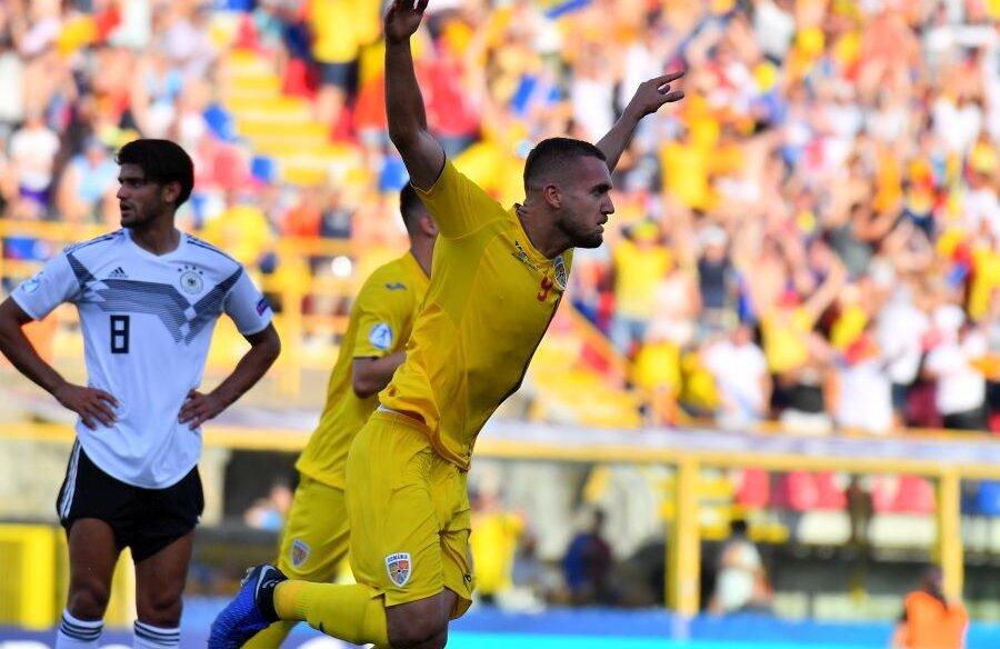 George Pușcaș - România U21