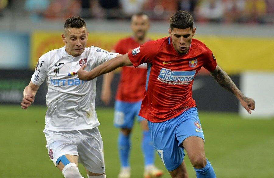 FCSB și CFR vor concura la TV și în sezonul viitor, o condiție pentru ca Liga să nu se prăbușească