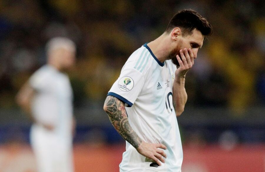 Brazilia - Argentina Foto: Reuters
