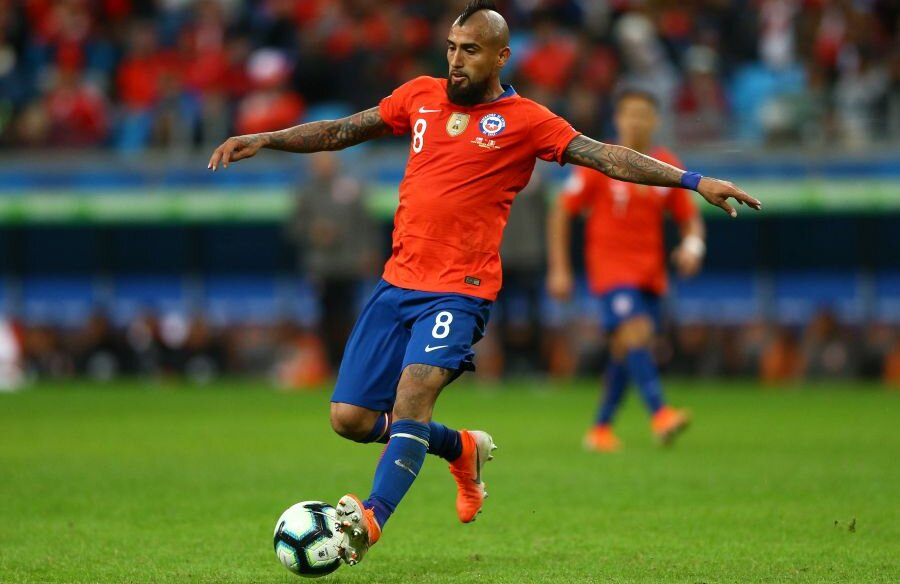 Arturo Vidal (foto: Guliver/Getty Images)
