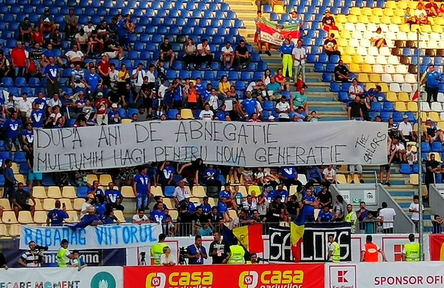 CFR Cluj - Viitorul