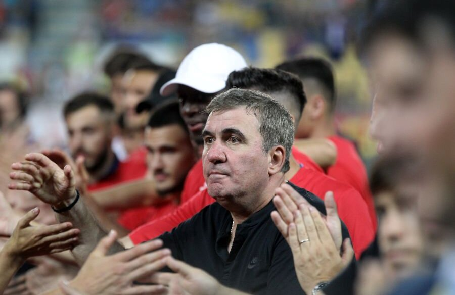 Gică Hagi // foto: Gazeta Sporturilor