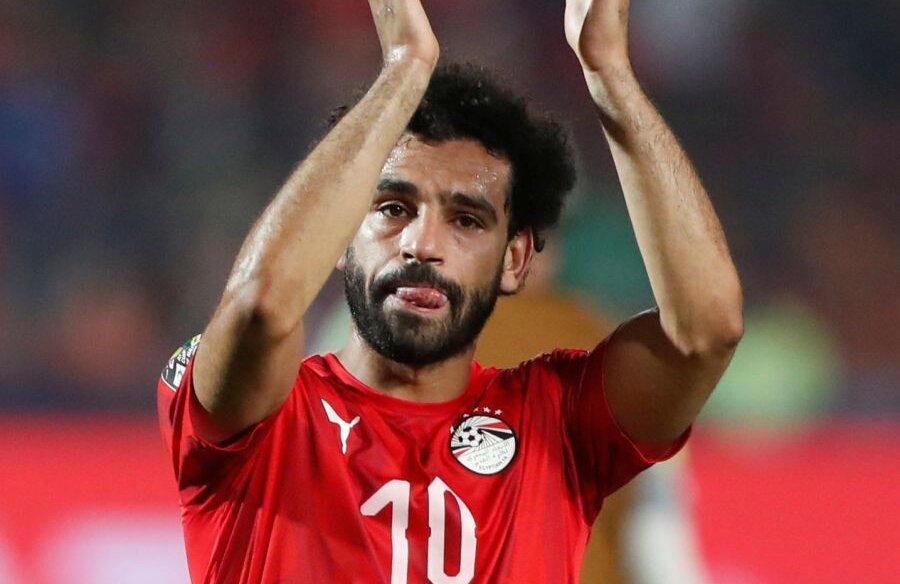 Mohamed Salah // FOTO: Reuters