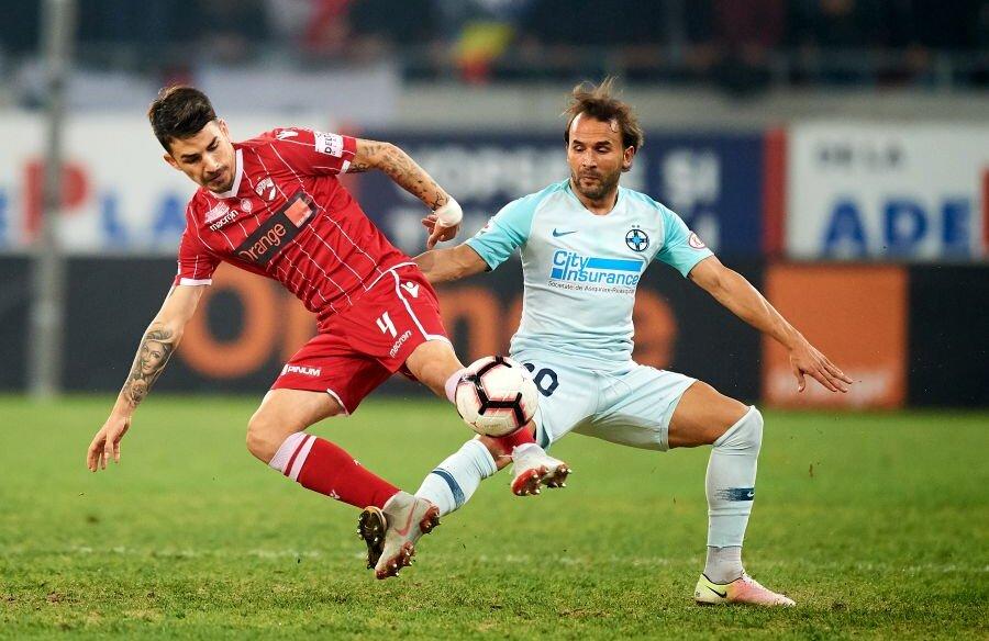 """Dinamo-FCSB a rămas """"un clasic"""" urmărit de suporteri în ciuda problemelor pe care le au cluburile"""