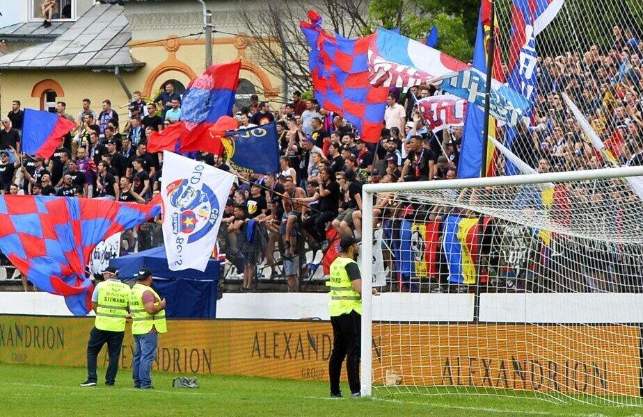 Suporteri CSA Steaua
