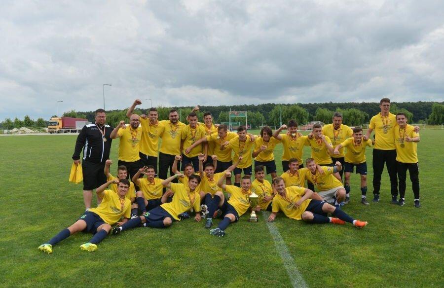 LPS Banatul Timișoara - vicecampioană națională la U17