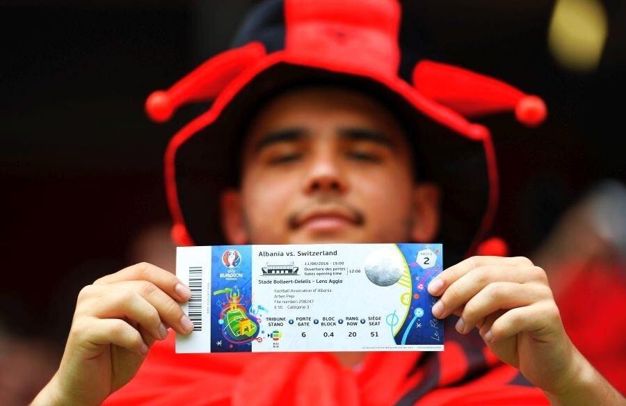 Pentru EURO 2020, sunt deja cereri pentru 14 milioane de bilete, din 204 țăr // foto: Guliver/Getty Images