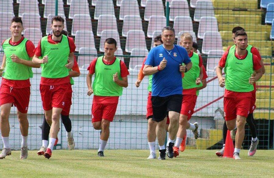FOTO: SCM Gloria Buzău Fotbal