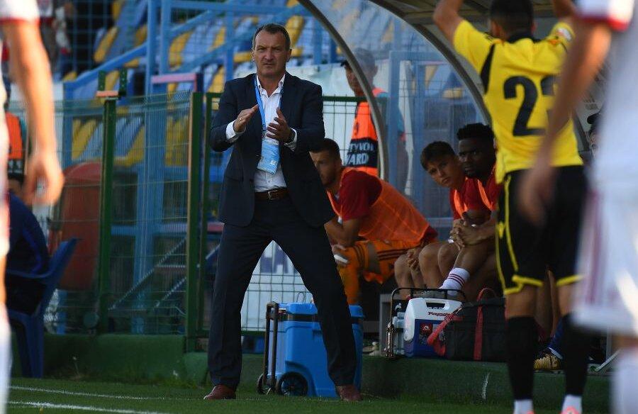 FC VOLUNTARI - SEPSI 0-0 // Csaba Laszlo a debutat pe banca lui Sepsi