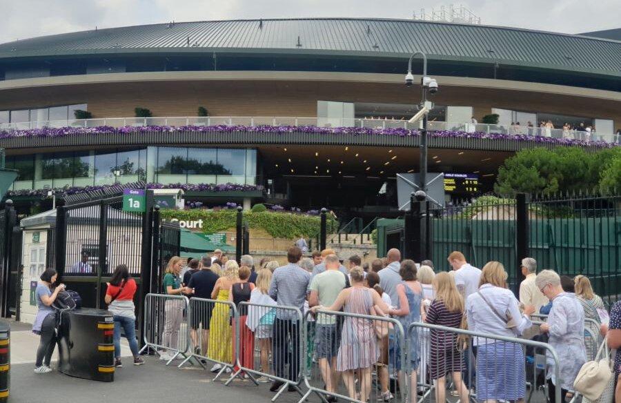 Wimbledon // FOTO: Raed Krishan