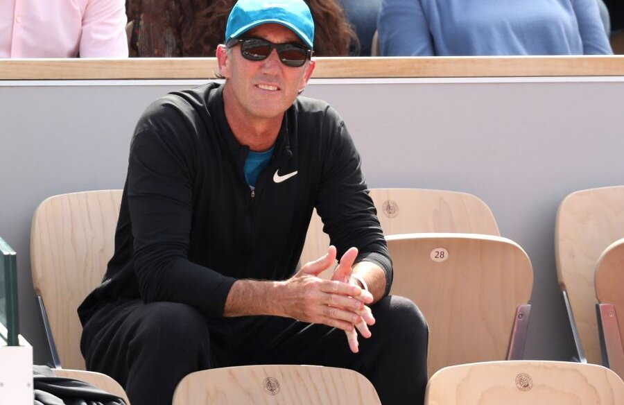Darren Cahill // FOTO: Guliver/GettyImages