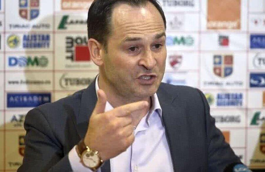 Ionuț Negoiță a anunțat că Dinamo va fi vândută în maximum o lună // foto: Gazeta Sporturilor