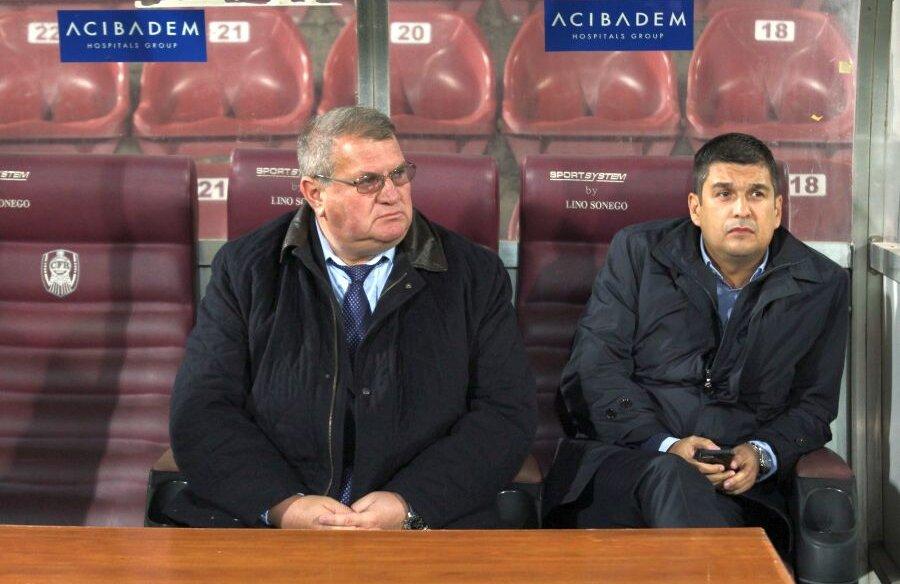 Iuliu Mureșan și Răzvan Zamfir