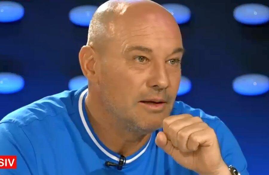 Captură din timpul emisiunii Marius Tucă Show