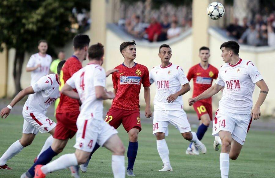Milsami - FCSB 1-2 // foto: Dumitru Angelescu (Libertatea)