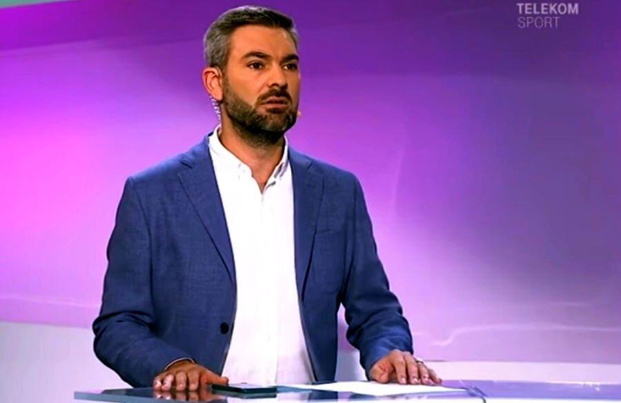 Silviu Tudor Samuilă, unul dintre jurnaliștii de la Telekom care vor rămâne fără job