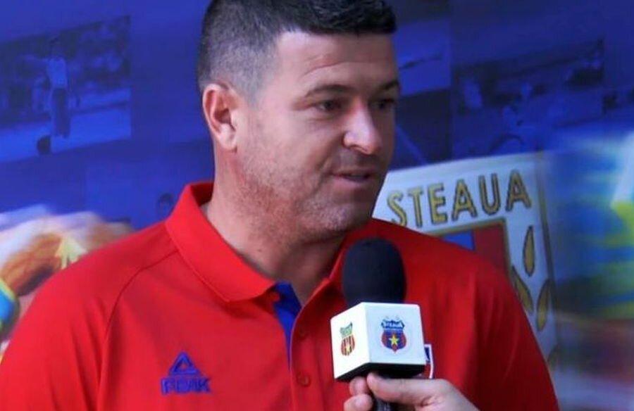 Daniel Oprița are misiunea s-o ducă pe CSA Steaua în Liga 3, după doi ani în care roș-albaștrii au ratat promovarea la mustață