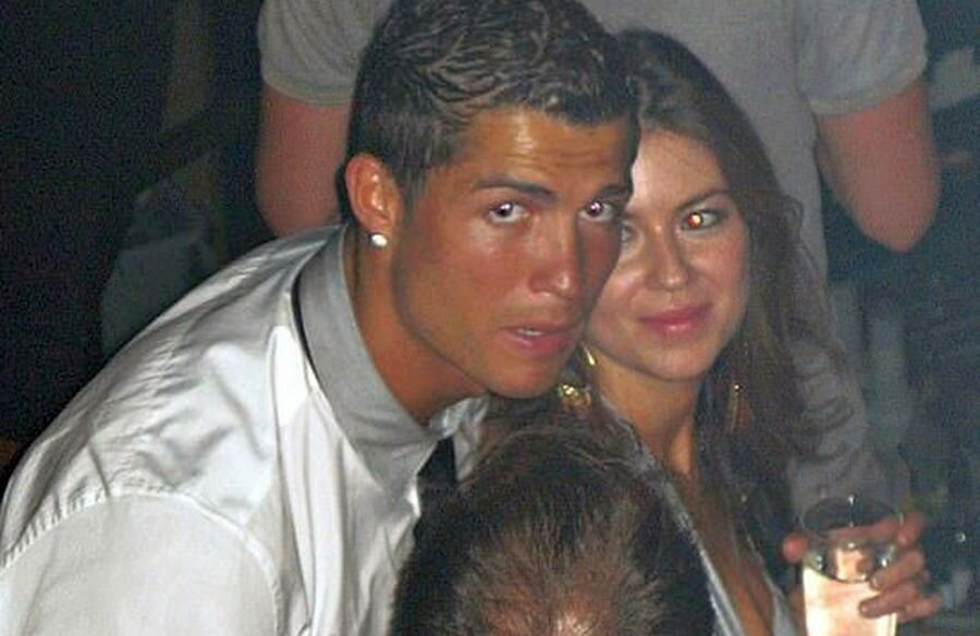 Kathryn Mayorga și Cristiano Ronaldo