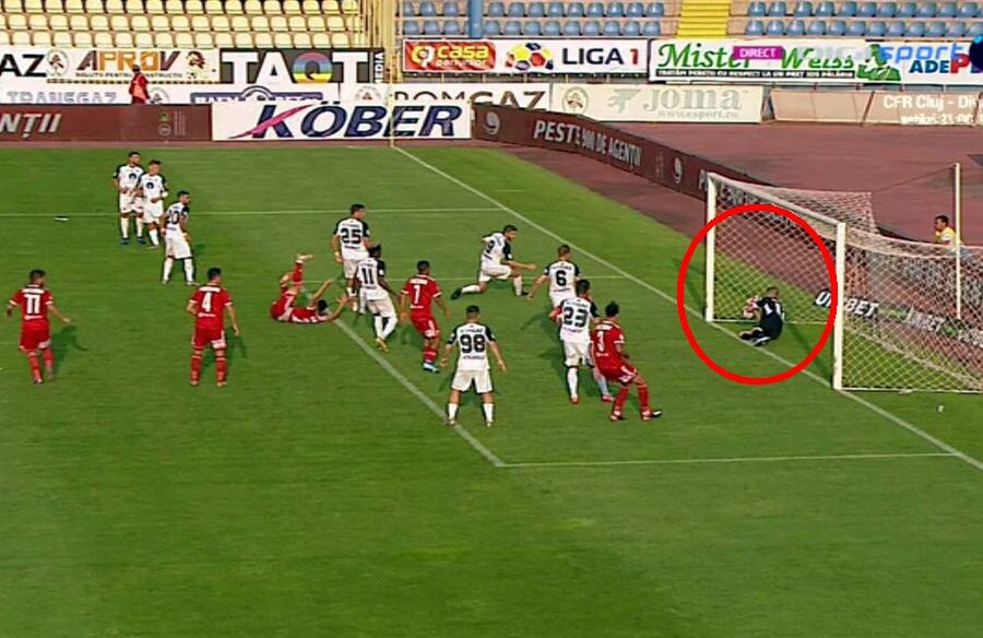 FOTO: Captură @TV Digi Sport