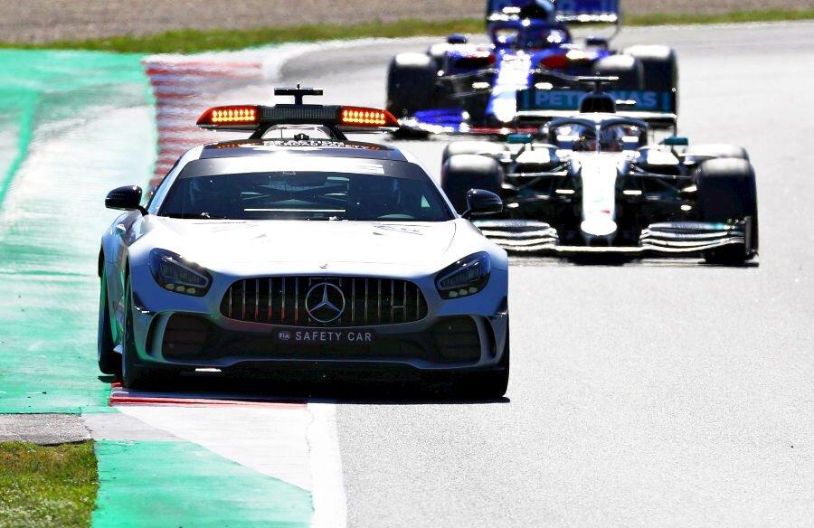 Safety Car-ul din Formula 1 // foto: Guliver/Getty Images
