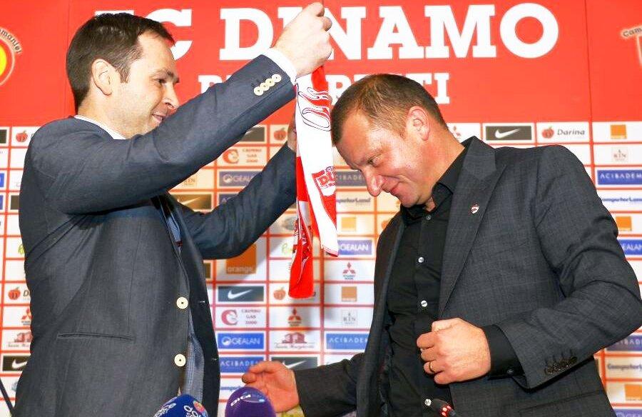 Dorinel Munteanu  e la un pas de o nouă venire la Dinamo // foto: Raed Krishan