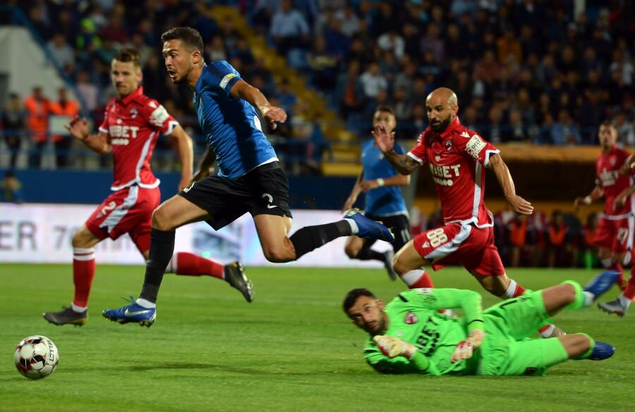 Gabi Iancu și-a relansat cariera la Ovidiu și ajută Viitorul să joace fără greșeală în Liga 1