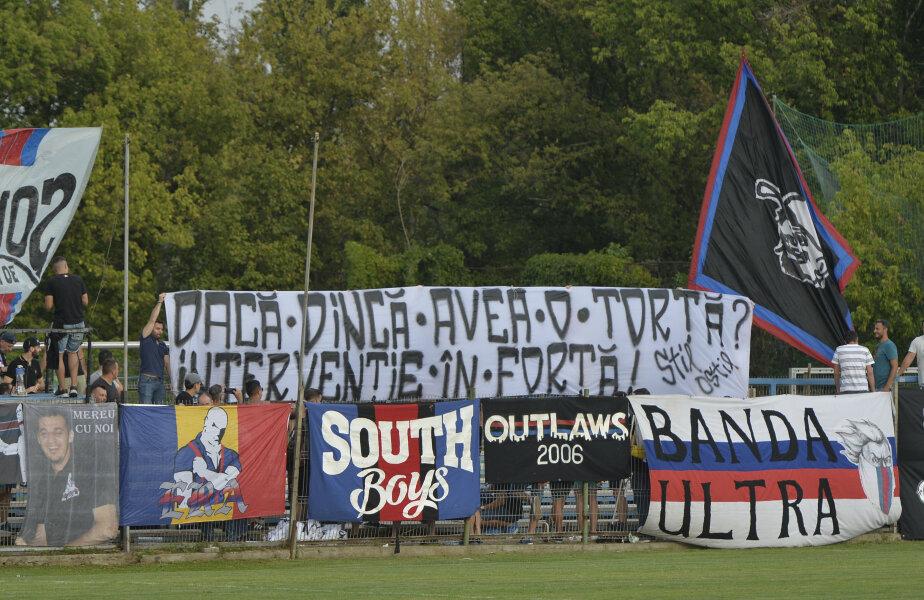 Steaua - CS Mihai Bravu 8-0 // foto: Cristi Preda