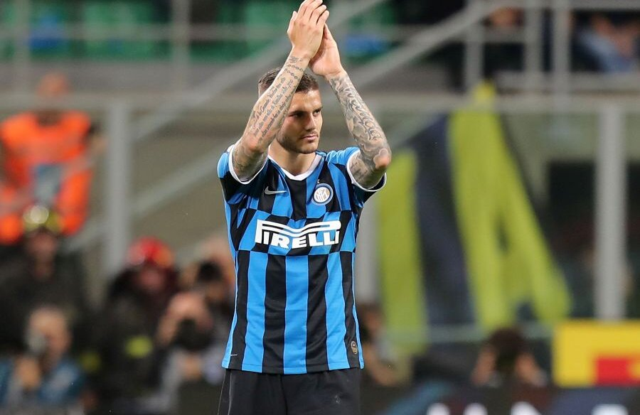 Mauro Icardi // FOTO: Guliver/GettyImages
