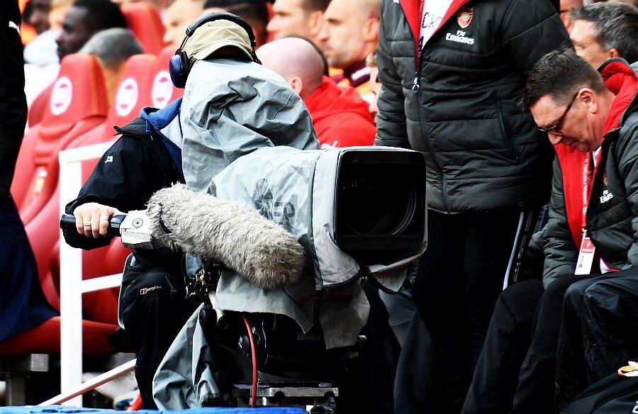 Camera TV în Premier League, foto: Guliver/gettyimages