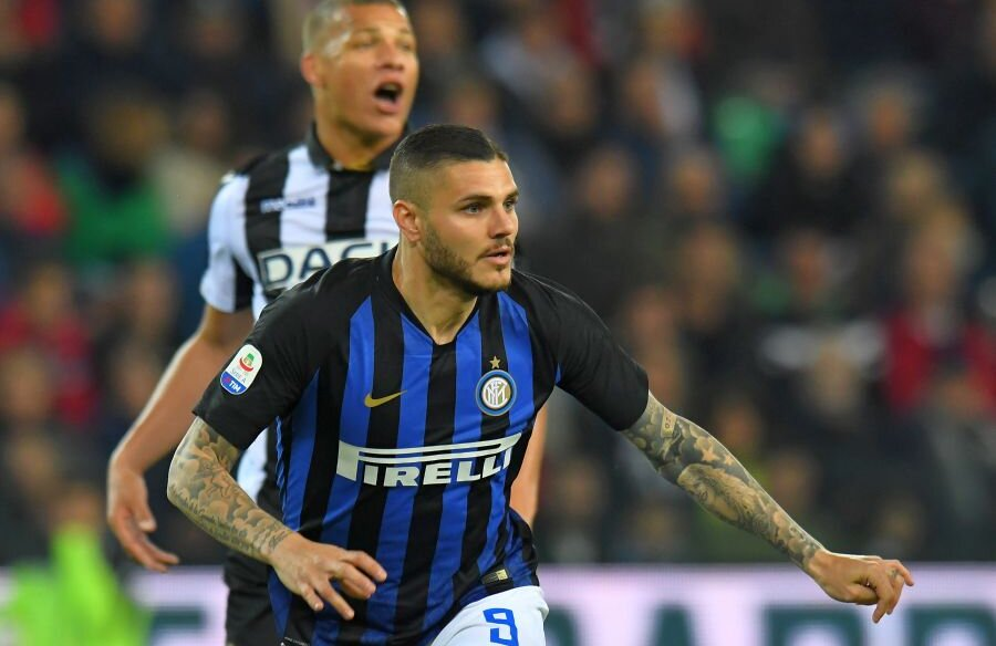 Mauro Icardi// FOTO: Guliver/GettyImages
