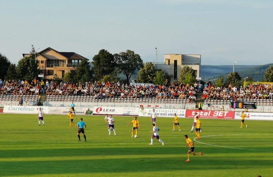 FOTO: Facebook FC Argeș Fans // FC Argeș - Ripensia Timișoara, în prima etapă a Ligii 2