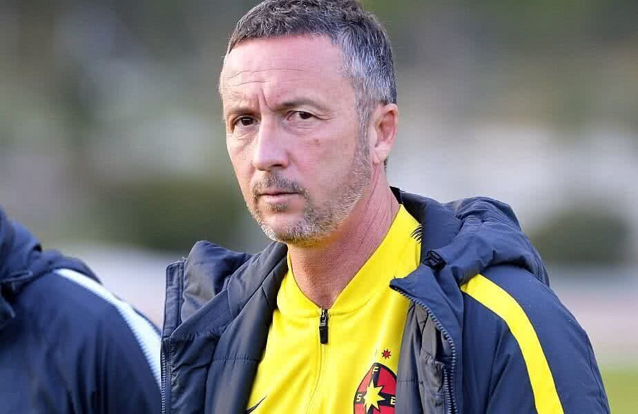 Mihai Stoica, director sportiv FCSB
