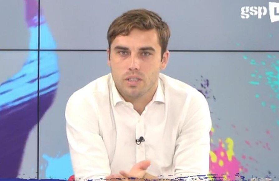 Alexandru Ioniță I, la GSP LIVE