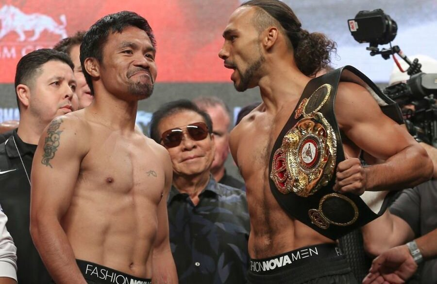 Manny Pacquiao vs. Keith Thurman
