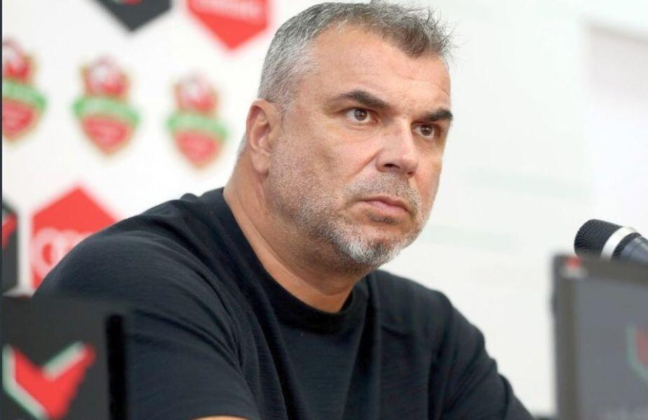 Cosmin Olăroiu a fost atacat de un fost coleg