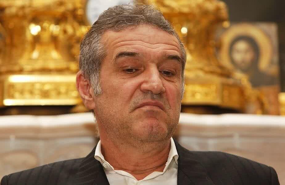 Gigi Becali (foto), finanțator FCSB, a fost refuzat de Edi Iordănescu