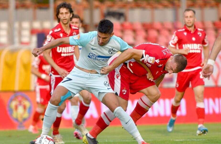 Returul dintre FCSB și Dinamo se joacă miercuri, de la ora 20:00 (în tur, roș-albaștrii s-au impus cu scorul de 3-0)