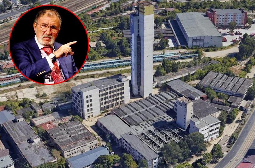 Toate aceste clădiri aparțin lui Ion Țiriac. Decizia pe care a luat-o acum miliardarul